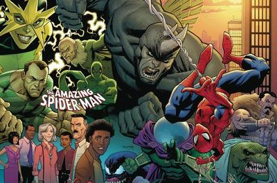 Amazing Spider-Man #1 (Ottley Virgin Variant)