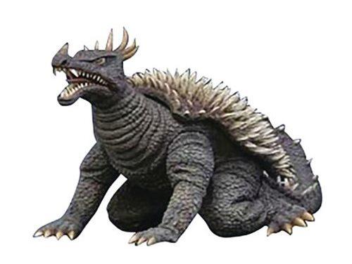 Godzilla Kaiju Anguirus 1968 Version 8-Inch Vinyl Figure – Free Shipping