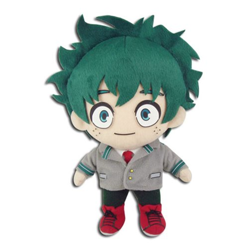 My Hero Academia Midoriya Uniform 8-Inch Plush