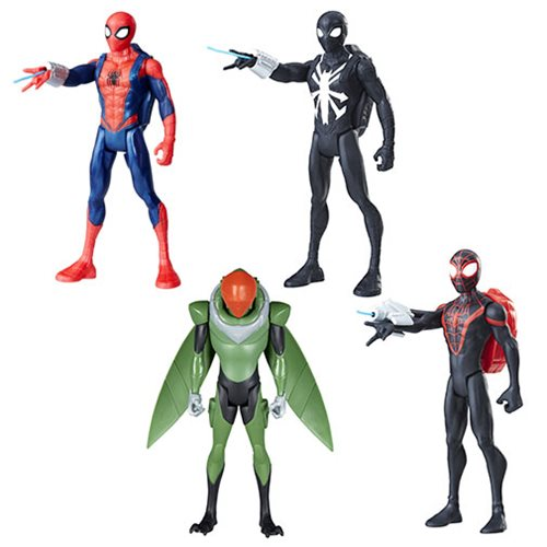 Spider-Man 6-inch Action Figures Wave 1 Case – Free Shipping