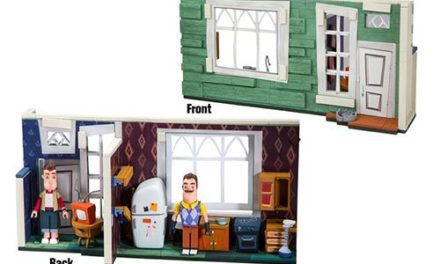 Hello Neighbor Neighbor's House Large Construction Set