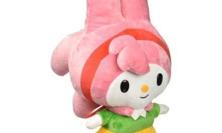 Sonic x Sanrio My Melody Amy 10-Inch Plush