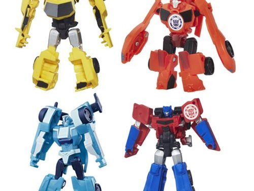 Transformers Robots in Disguise Legion Wave 9 Case