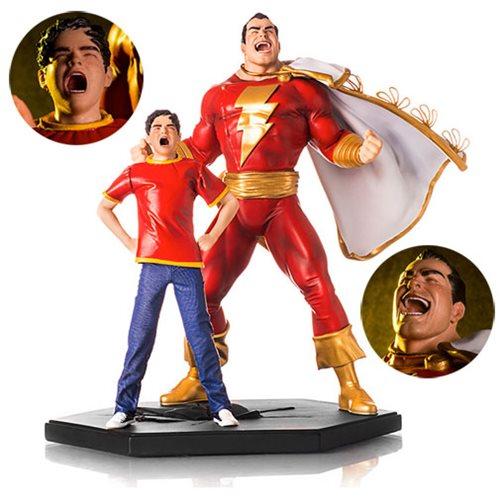 DC Comics Shazam! 1:10 Scale Statue – Free Shipping