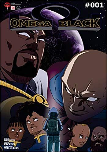 Omega Black: Comic/Manga (Volume 1)