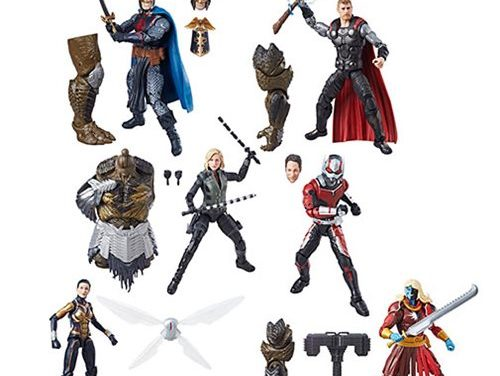 Avengers Infinity War Marvel Legends 6-Inch Action Figures Wave 2 Case – Free Shipping