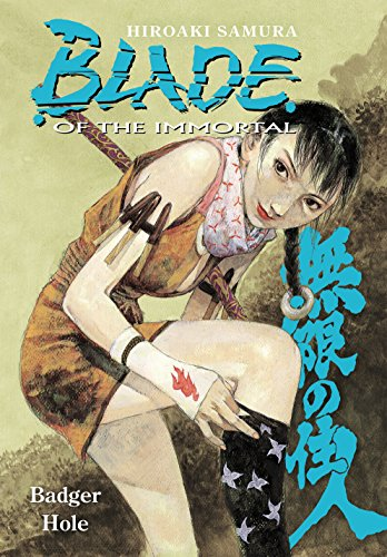 Blade of The Immortal Volume 19: Badger Hole