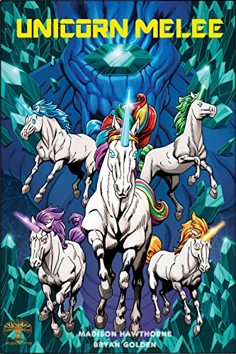Unicorn Melee: Fantasy Graphic Novel