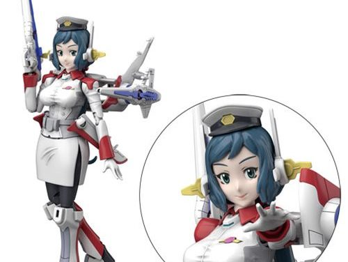 Gundam Build Fighters Mrs. Loheng-Rinko HGBF 1:144 Scale Model Kit