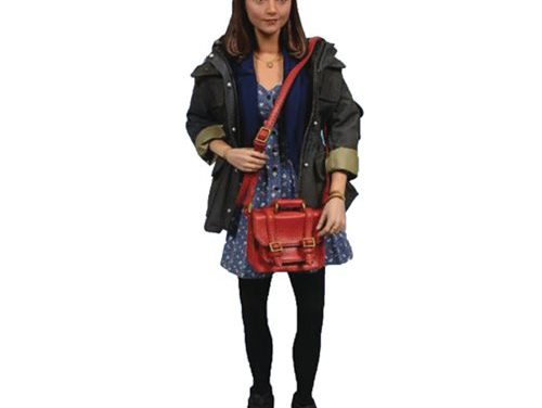 Doctor Who Clara Oswald Series 7B 1:6 Scale Action Figure – Free Shipping