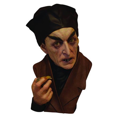 Classic Nosferatu Life-Size Bust – Free Shipping