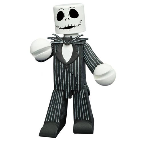 Nightmare Before Christmas Jack Skellington Vinimate Figure