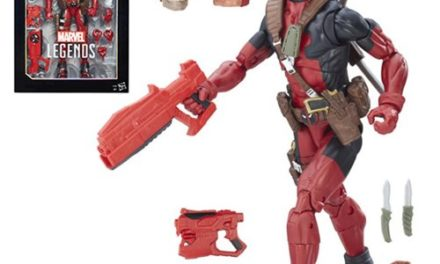 Marvel Legends 12-Inch Deadpool Action Figure