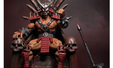 Mortal Kombat Shao Kahn Bloody Special Edition 1:12 Scale Action Figure – Free Shipping