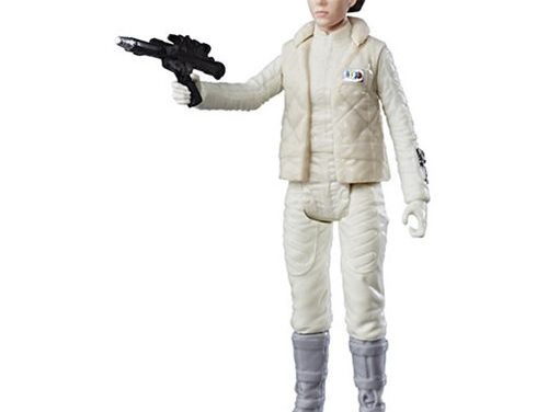 Star Wars Solo Force Link 2.0 Princess Leia Organa (Hoth) 3 3/4-Inch Action Figure