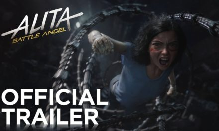 Alita: Battle Angel | Official Trailer [HD]
