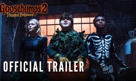 GOOSEBUMPS 2: HAUNTED HALLOWEEN – Official Trailer
