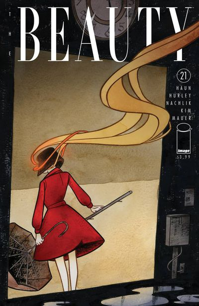 Beauty #22 (Cover B – Waldinger)
