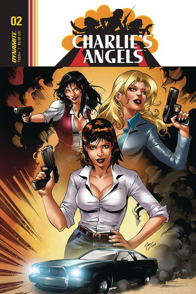 Charlies Angels #3 (Cover A – Cifuentes)