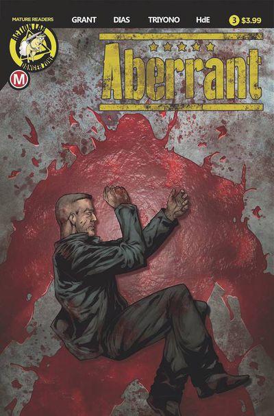 Aberrant #3 (Cover A – Leon Dias)