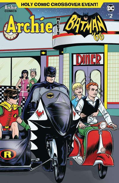 Archie Meets Batman 66 #2 (Cover A – Allred)