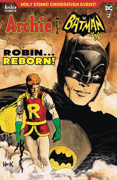 Archie Meets Batman 66 #2 (Cover D – Hack)