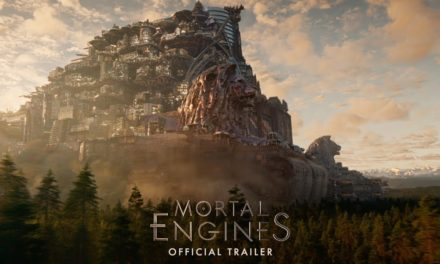 Mortal Engines – Official Trailer (HD)
