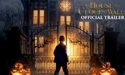 The House with a Clock in Its Walls – Official Trailer 1