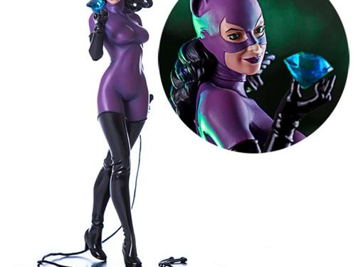 DC Comics Catwoman 1:10 Scale Statue – Free Shipping