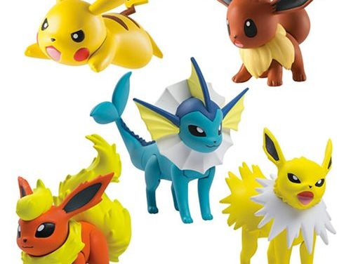 Pokemon Figure Multipack Case – Free Shipping