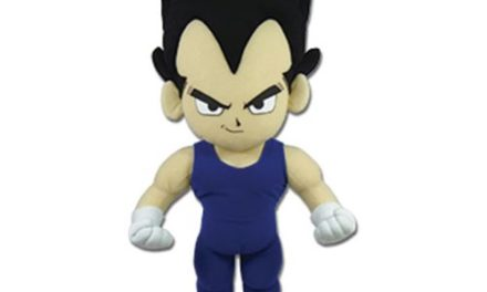 Dragon Ball Z Vegeta 18-Inch Plush