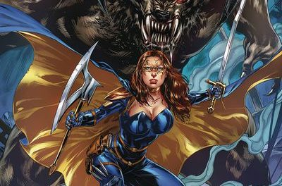 Belle Beast Hunter #4 (of 6) (Cover A – White)
