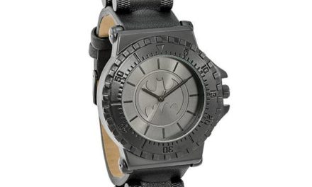 Batman Logo Watch