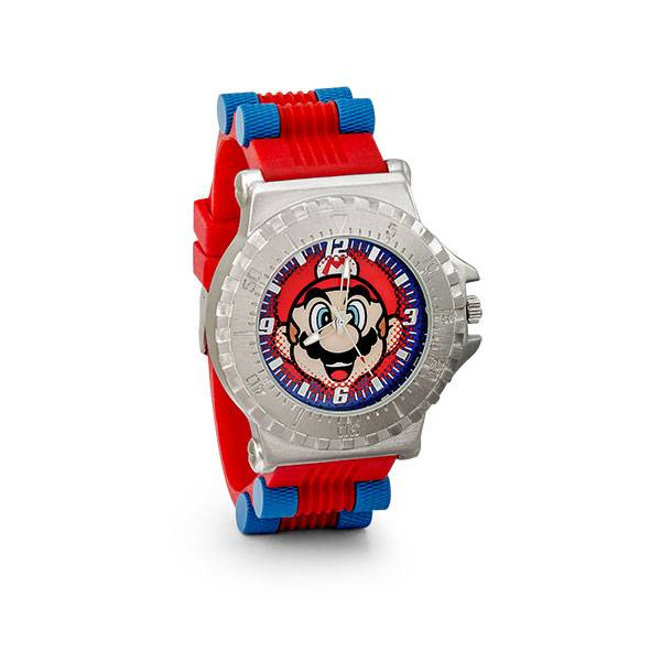 Super Mario Bros. Mario Watch