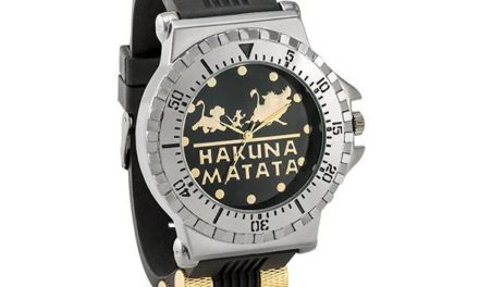 Lion King Hakuna Matata Watch