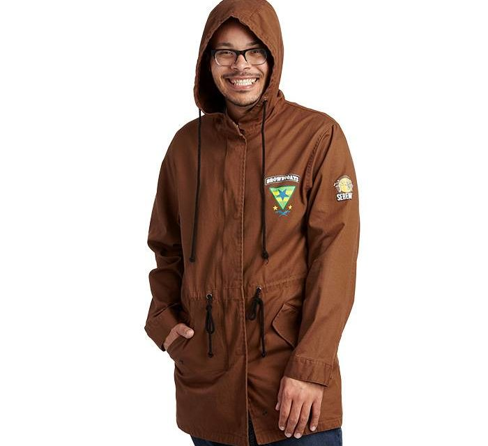Firefly Browncoats Parka