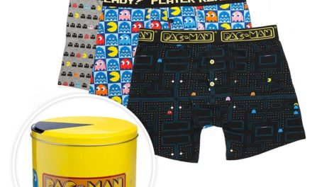 Pac-Man Boxer Brief 3pk in Tin