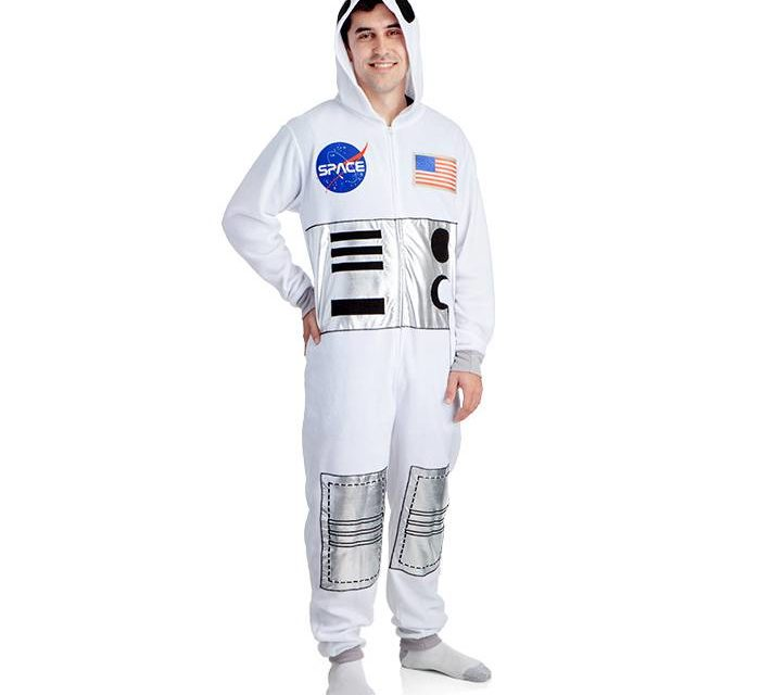 Astronaut Hooded Lounger
