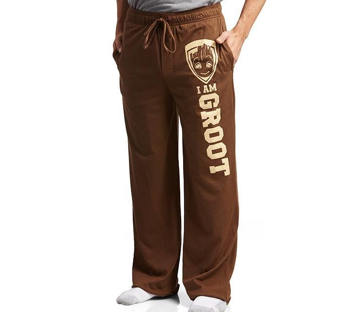 Guardians of the Galaxy I Am Groot Lounge Pants