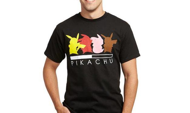 Pokémon Pika Palette T-Shirt