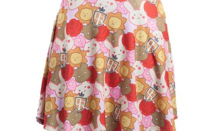 Ouran Host Club Circle Skirt
