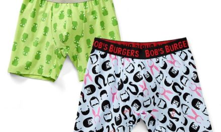 Bob's Burgers Boxer Brief 2pk