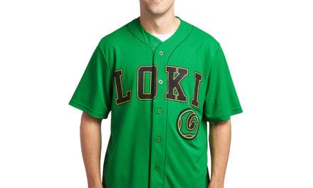 Loki Baseball Jersey