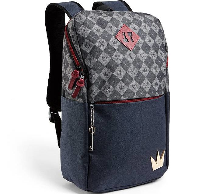 Kingdom Hearts Sora Backpack