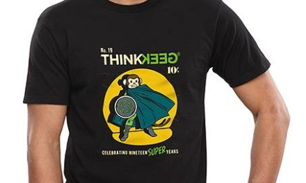 ThinkGeek's 19th Anniversary Tee