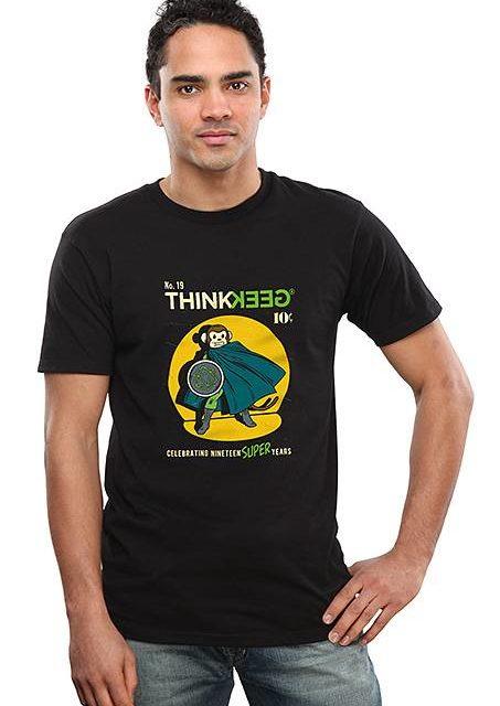 ThinkGeek's 19th Anniversary Tee