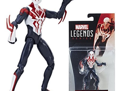 Marvel Legends Series 3 3/4-Inch Spider-Man 2099 Action Figure