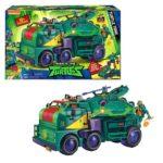 Teenage Mutant Ninja Turtles Turtle Tank Vehicle – Free Shipping