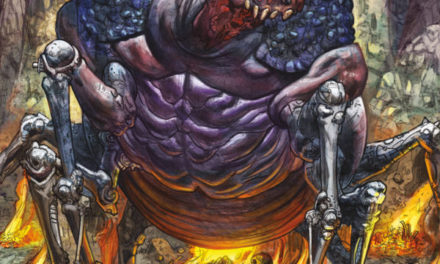 American Gods: My Ainsel #6