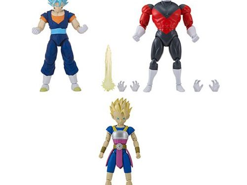 Dragon Ball Stars Action Figure Wave 5 Case – Free Shipping